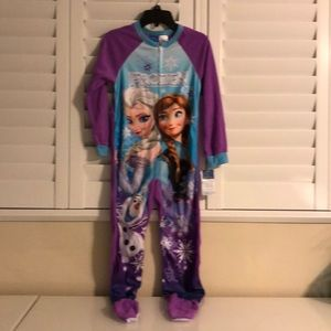 Other - Frozen one piece pajamas